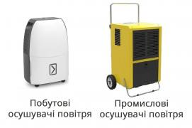 Industrial dehumidifiers German quality