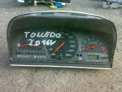Sell original dashboard Seat Toledo